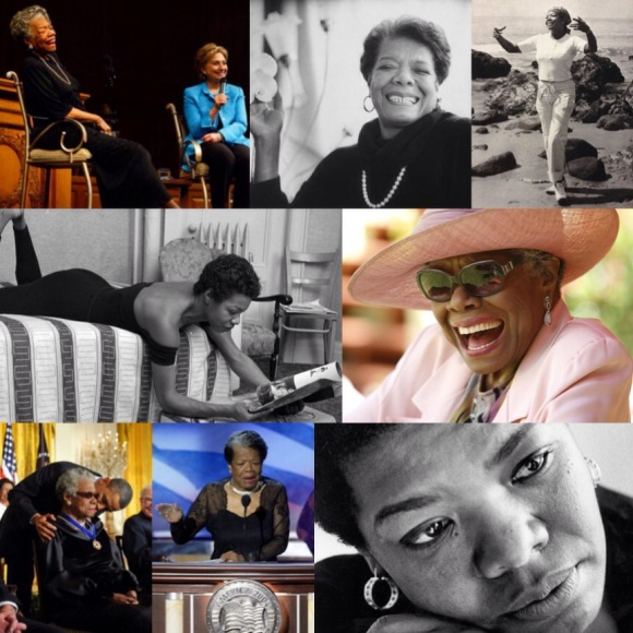 Maya Angelou: An Inspiration to the World